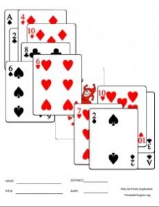 cards target