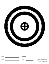 picture of crosshairs